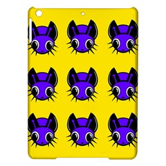 Blue And Yellow Fireflies Ipad Air Hardshell Cases