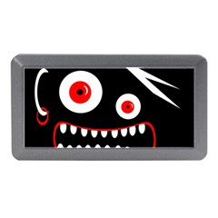 Crazy Monster Memory Card Reader (mini) by Valentinaart