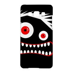Crazy Monster Samsung Galaxy A5 Hardshell Case  by Valentinaart
