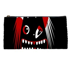 Zombie Face Pencil Cases by Valentinaart