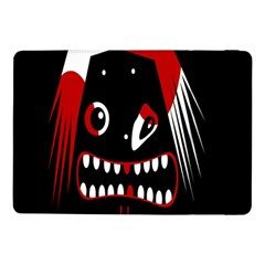Zombie Face Samsung Galaxy Tab Pro 10 1  Flip Case by Valentinaart