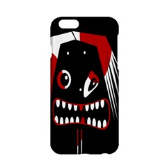 Zombie Face Apple Iphone 6/6s Hardshell Case by Valentinaart