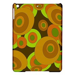 Brown Pattern Ipad Air Hardshell Cases