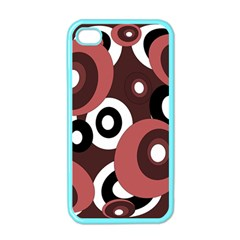 Decorative Pattern Apple Iphone 4 Case (color) by Valentinaart