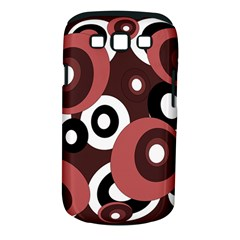 Decorative Pattern Samsung Galaxy S Iii Classic Hardshell Case (pc+silicone) by Valentinaart