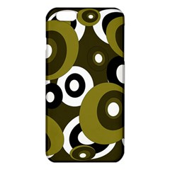 Green Pattern Iphone 6 Plus/6s Plus Tpu Case by Valentinaart