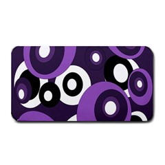 Purple Pattern Medium Bar Mats by Valentinaart