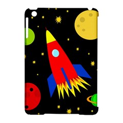 Spaceship Apple Ipad Mini Hardshell Case (compatible With Smart Cover) by Valentinaart