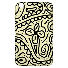 Artistic Abstraction Samsung Galaxy Tab 3 (8 ) T3100 Hardshell Case  by Valentinaart