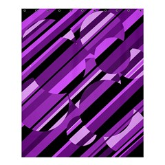 Purple Pattern Shower Curtain 60  X 72  (medium)  by Valentinaart