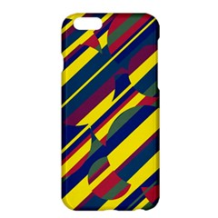 Colorful Pattern Apple Iphone 6 Plus/6s Plus Hardshell Case by Valentinaart