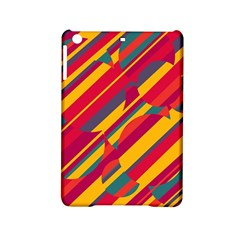 Colorful Hot Pattern Ipad Mini 2 Hardshell Cases by Valentinaart