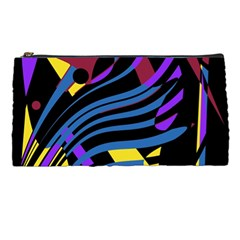 Decorative Abstract Design Pencil Cases by Valentinaart