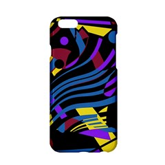 Decorative Abstract Design Apple Iphone 6/6s Hardshell Case by Valentinaart