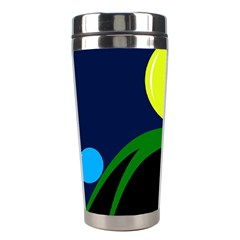 Falling Boalls Stainless Steel Travel Tumblers by Valentinaart