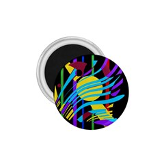 Colorful Abstract Art 1 75  Magnets by Valentinaart