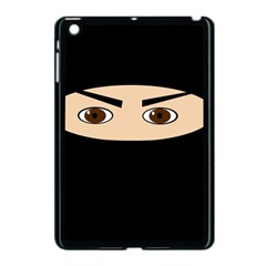 Ninja Apple Ipad Mini Case (black) by Valentinaart