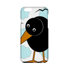 Black Raven Apple Iphone 6/6s Hardshell Case by Valentinaart