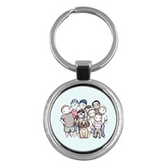 Sandlot Key Chains (round)