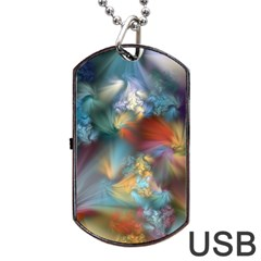 More Evidence Of Angels Dog Tag Usb Flash (one Side)