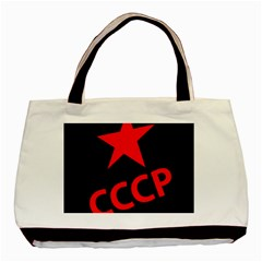 Russia Basic Tote Bag by Valentinaart