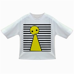 Yellow Pawn Infant/toddler T Shirts by Valentinaart