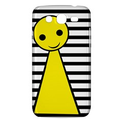 Yellow Pawn Samsung Galaxy Mega 5 8 I9152 Hardshell Case  by Valentinaart