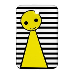 Yellow Pawn Samsung Galaxy Note 8 0 N5100 Hardshell Case  by Valentinaart