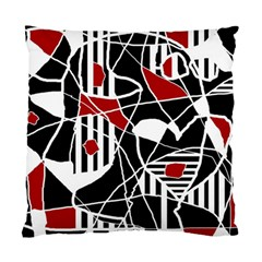 Artistic Abstraction Standard Cushion Case (two Sides) by Valentinaart