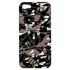 Artistic Abstract Pattern Apple Iphone 5 Hardshell Case