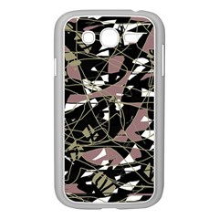 Artistic Abstract Pattern Samsung Galaxy Grand Duos I9082 Case (white) by Valentinaart