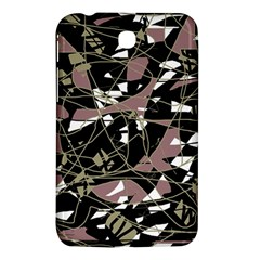 Artistic Abstract Pattern Samsung Galaxy Tab 3 (7 ) P3200 Hardshell Case