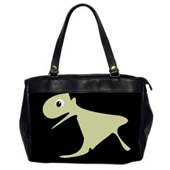 Kangaroo Office Handbags (2 Sides)