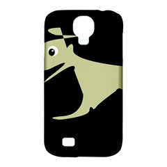Kangaroo Samsung Galaxy S4 Classic Hardshell Case (pc+silicone) by Valentinaart