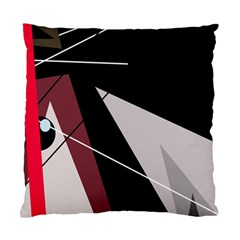 Artistic Abstraction Standard Cushion Case (one Side) by Valentinaart