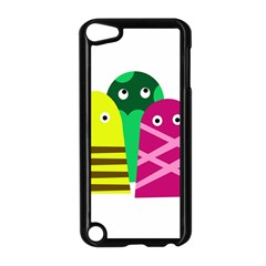 Three Mosters Apple Ipod Touch 5 Case (black)