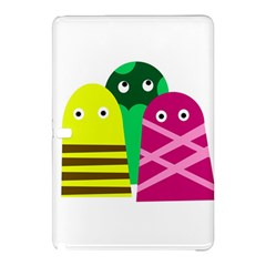 Three Mosters Samsung Galaxy Tab Pro 12 2 Hardshell Case by Valentinaart