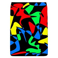 Colorful Abstraction Flap Covers (l)  by Valentinaart