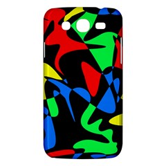 Colorful Abstraction Samsung Galaxy Mega 5 8 I9152 Hardshell Case  by Valentinaart