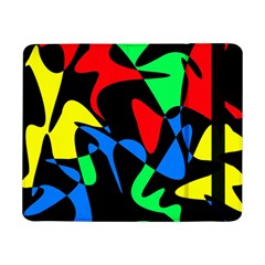 Colorful Abstraction Samsung Galaxy Tab Pro 8 4  Flip Case by Valentinaart