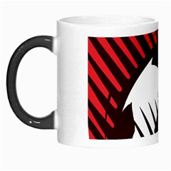 Crest Of The Albanian National Football Team Morph Mugs by abbeyz71