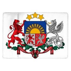 Coat Of Arms Of Latvia Samsung Galaxy Tab 10 1  P7500 Flip Case