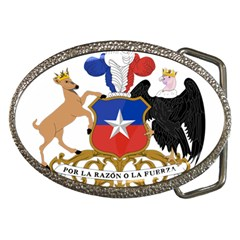 Coat Of Arms Of Chile  Belt Buckles