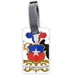 Coat Of Arms Of Chile  Luggage Tags (One Side)  Front