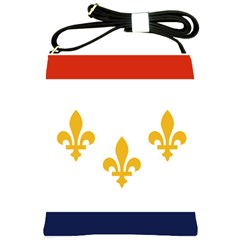 Flag Of New Orleans  Shoulder Sling Bags by abbeyz71