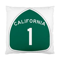California 1 State Highway   Pch Standard Cushion Case (one Side)