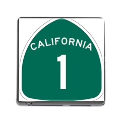 California 1 State Highway   Pch Memory Card Reader (square)