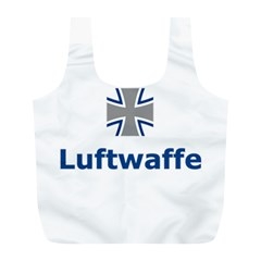Luftwaffe Full Print Recycle Bags (l)  by abbeyz71