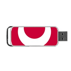 Emblem Of Okinawa Prefecture Portable Usb Flash (one Side)