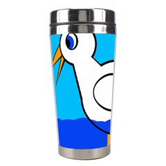 White Duck Stainless Steel Travel Tumblers